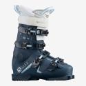 Chaussures de ski Salomon S/MAX 90 W Petrol Blue / Sterling Blue / White