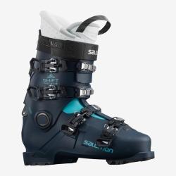 Chaussures de ski Salomon SHIFT PRO 80 W Petrol Blue / Scuba Blue / White