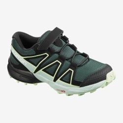 Salomon SPEEDCROSS BUNGEE K Green Gables Shoes