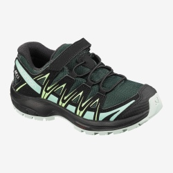 Salomon XA PRO 3D CSWP K Green Gables/Icy Shoes