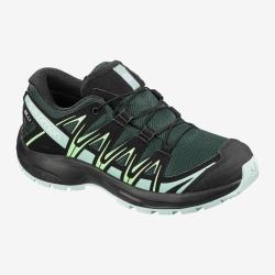 Chaussures Salomon XA PRO 3D CSWP J Green Gables/Icy