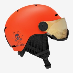 Salomon GROM VISOR Flame