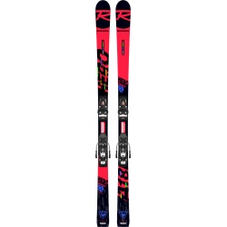 Ski pack Rossignol HERO ATHLETE GS PRO (R21 PRO) + bindings SPX 10 GW B73 Black / Icon