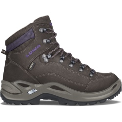 Chaussures Lowa RENEGADE GTX® MID Ws Slate/blackberry
