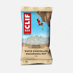 Clif Bar BARRE NOIX DE MACADAMIA ET CHOCOLAT BLANC 68g
