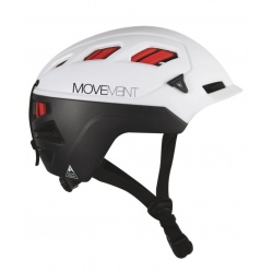 Casque Movement 3TECH HELMET CHARCOAL/WHITE/RED
