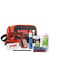 Maintenance kit for skins and touring skis