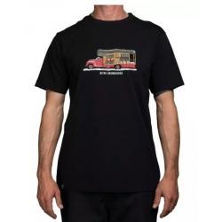 T-shirt Nitro FIRETRUCK TEE Black