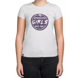 T-shirt Nitro GIRLS KICK TEE Ghost
