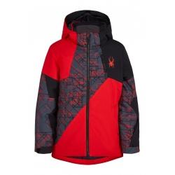 Spyder Jacket AMBUSH Volcano Network Print