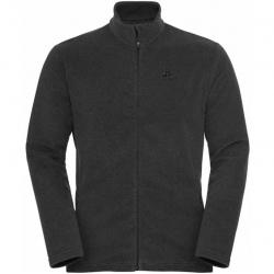 Odlo ROY Shale Grey/Black Stripes Vest