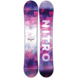 Snowboard Nitro MYSTIQUE