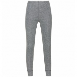 Collant Odlo ACTIVE WARM Grey Melange