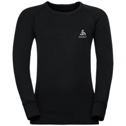 T-shirt technique Odlo ML ACTIVE WARM Black