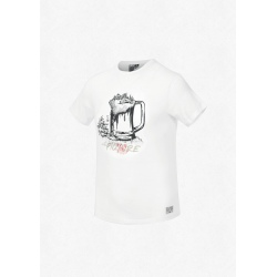 T-shirt Picture GLASS White