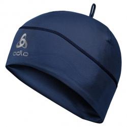 Hat Odlo POLYKNIT WARM Estate Blue/Graphic FW20