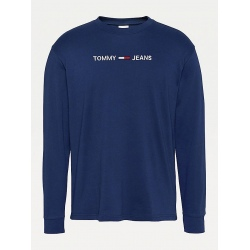T-shirt Tommy Hilfiger ML TJM Twilight Navy