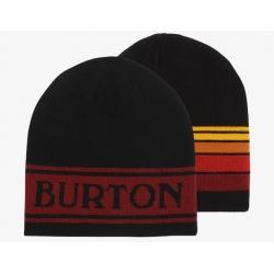 Bonnet Burton MNS BILLBOARD BEANIE Sparrow/True black