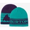 Bonnet Burton MNS BILLBOARD BEANIE Dynasty green/Parachute purple