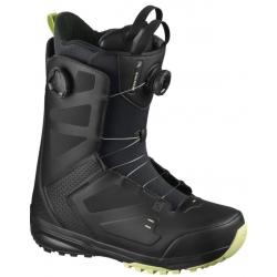 Boots Salomon DIALOGUE DUAL BOA Black / Black / Butterfly