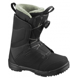Boots Salomon PEARL BOA Black/ Black / Tropical Peach
