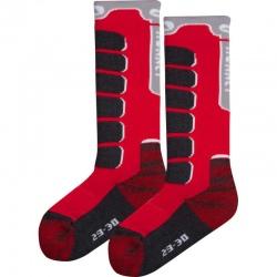 Monnet stocking SNOWPARK Red