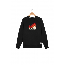 Sweat French Disorder CLYDE SLALOM Black