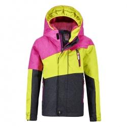 Killtec VIEWY MNS Neon Pink Jacket