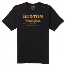 Burton DURABLE GOODS SS True black T-shirt