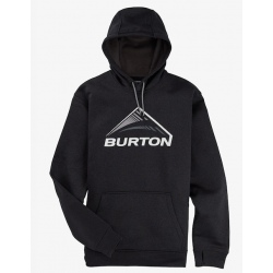 Sweat Burton M OAK SSNL PO True black heather