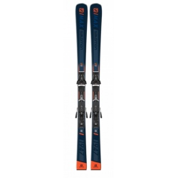Pack de skis E S/MAX 1947 + Z12 GW F80 Bk/B