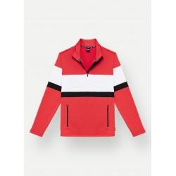 Colmar Sweatshirt COLOURBLOCK Red