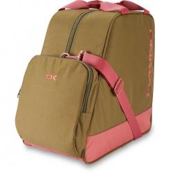 Shoe bag Dakine BOOT BAG 30L Dark Olive/Dark pink