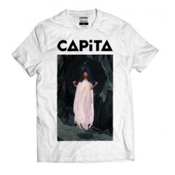 T-shirt Capita DOA White