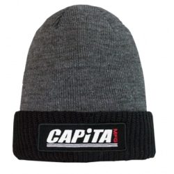 Bonnet Capita MFG BEANIE Black / Grey