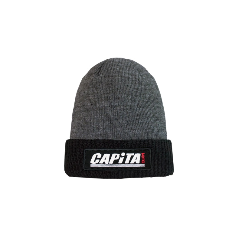 Bonnet Capita MFG BEANIE Black / Grey