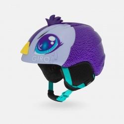 Casque Giro LAUNCH PLUS Purple Penguin