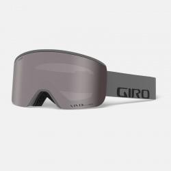 Masque Giro AXIS Grey Wordmark/Vivid Onyx/Vivid Infrared