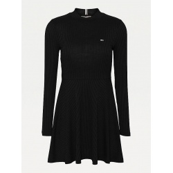 Robe Tommy FITFLAR LONG Black
