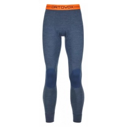 Pantalon Ortovox 185 ROCK'N'WOOL Night Blue Blend