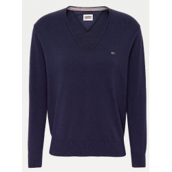Pull Tommy Hilfiger TJW SOFT TOUCH V-NEC Twilight Navy