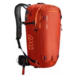 Ortovox ASCENT 30 LITER AVABAG KIT Safety desert orange