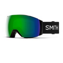 Goggles Smith I/O MAG XL Black ChromaPop Sun Green Mirror