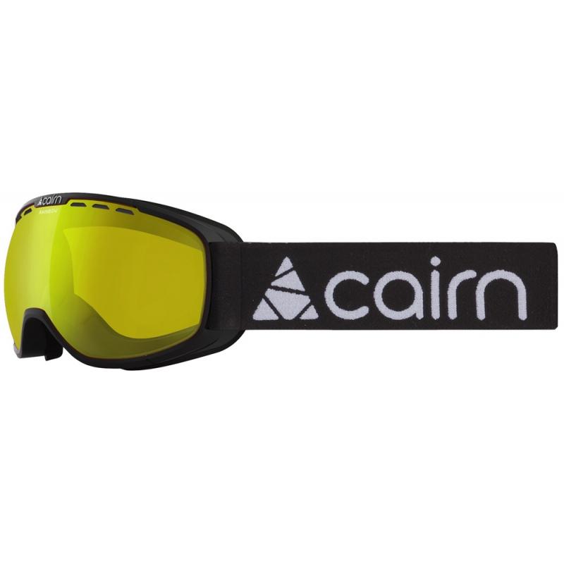 Masque Cairn RAINBOW SPX1000 Mat Black