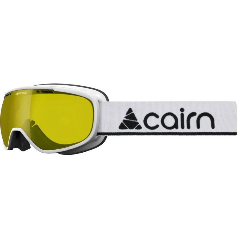 Masque Cairn GENIUS OTG SPX1000 Mat White