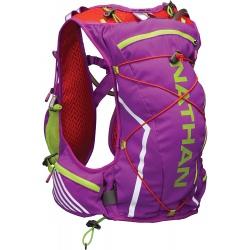 Nathan VAPORSHADOW Bag 11L Purple Cactus Flower/Tangerine Tango