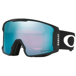 Goggles Oakley LINE MINER Matte Black / Prizm Snow Sapphire Iridium