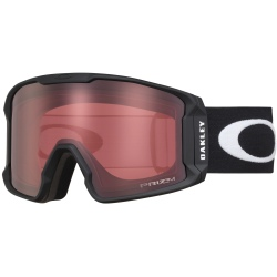 Masque Oakley LINER MINER Matte Black / Prizm Snow Rose
