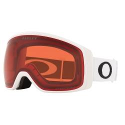 Goggles Oakley FLIGHT TRACKER XM Matte White / Prizm Snow Rose