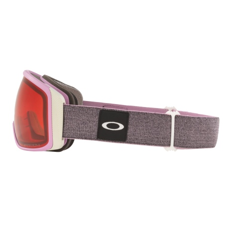 Goggles Oakley FLIGHT TRACKER XM Heathered Lavender Grey / Prizm Snow Rose